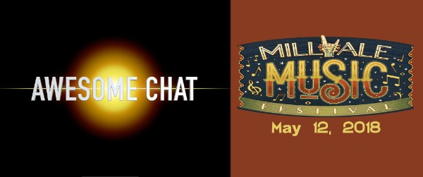 AWESOME CHAT: ARTS FESTIVAL AT MILLVALE MUSIC FESTIVAL 2018