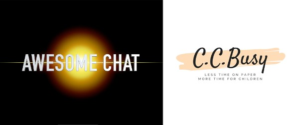 AWESOME CHAT: C. C. BUSY