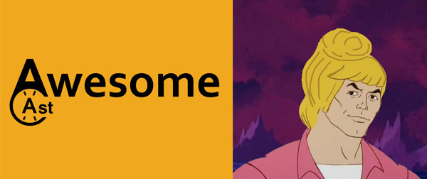 AWESOMECAST 405: PRINCE ADAM (WITH A MAN BUN)