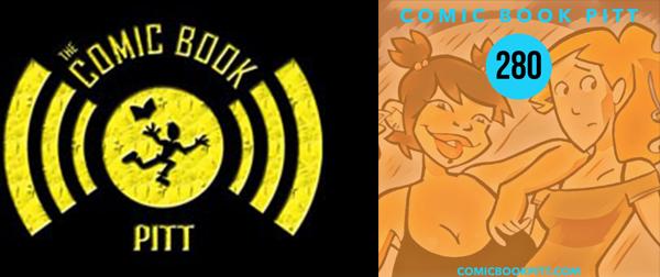 COMIC BOOK PITT 280: A CONVERSATION WITH DANIELLE CORSETTO