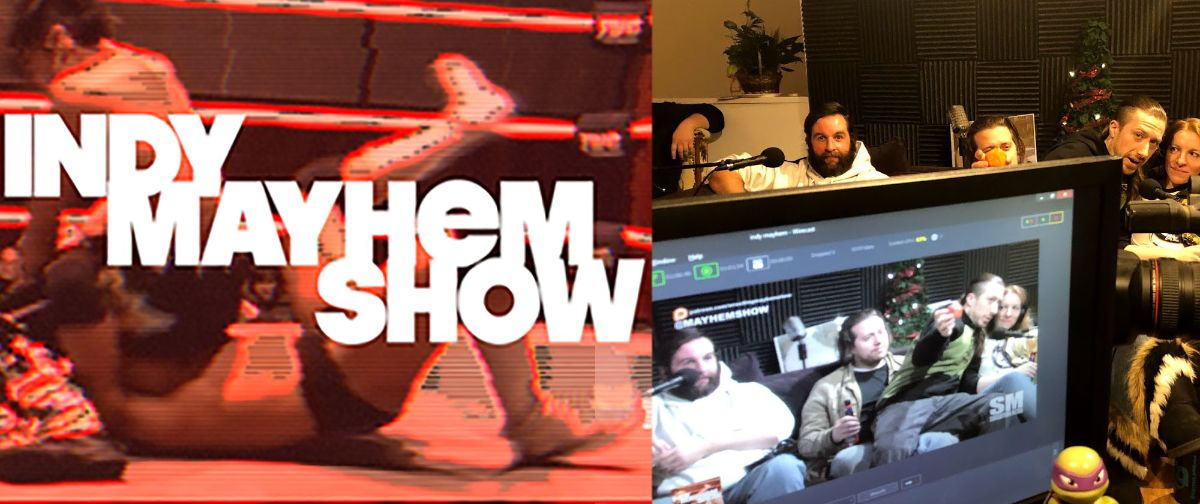 INDY MAYHEM SHOW: THE STD CHRISTMAS SPECIAL 4