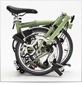 Brompton 3 Speed Bikes