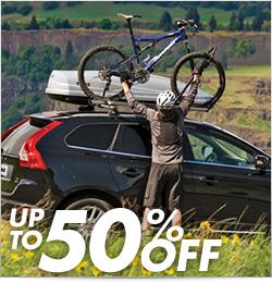 50% OFF Thule Car Racks