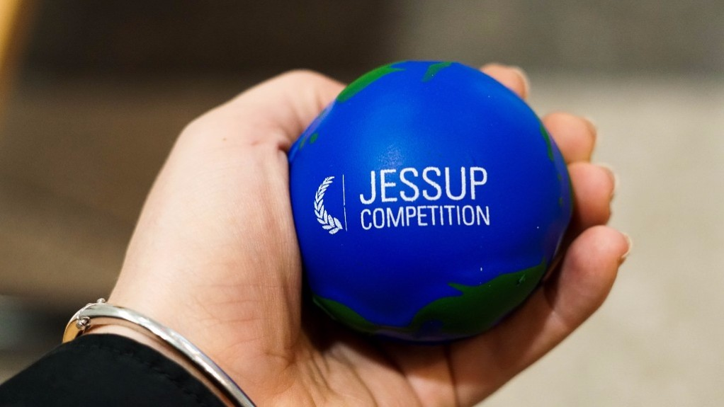 Jessup Stress Ball
