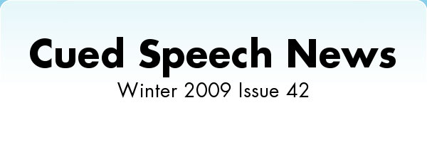 Cued Speech News