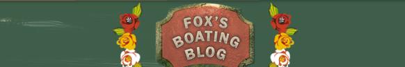 Fox's Boating Blog