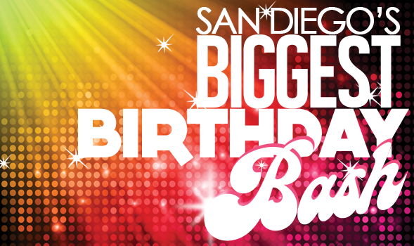 San Diego's Biggest Birthday Bash!