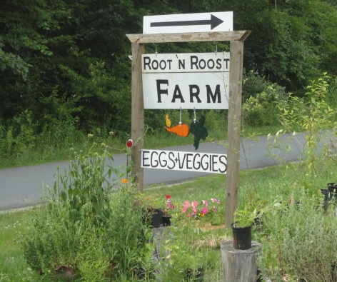 Root 'N Roost Farm Stand