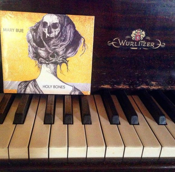 Mary Bue Holy Bones Piano Album