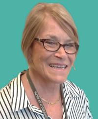 Catherine Douglas long-term MyClinic volunteer