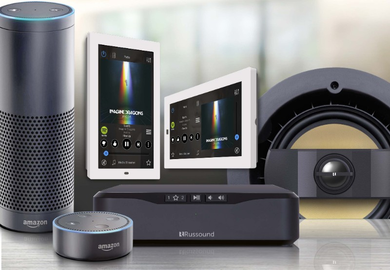 Russound and Amazon Alexa