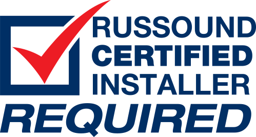 Russound Certifified Installer Required