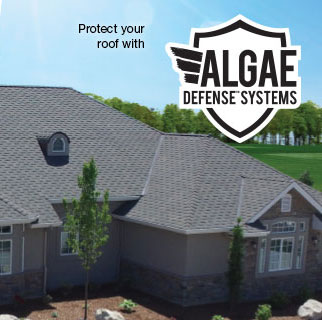 Streak Resist™ Technology Featured in Roofing Shingle's Algae Defense™ Systems