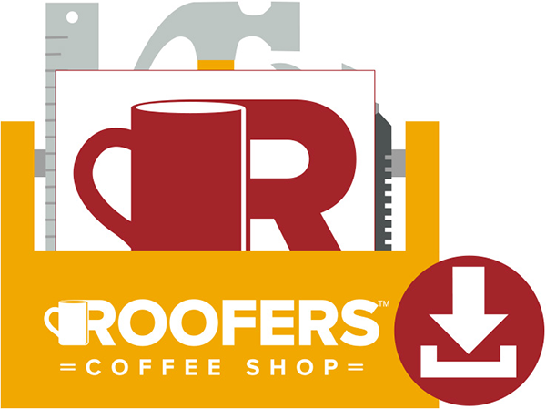 Help Support RoofersCoffeeShop.com by adding us to your website!