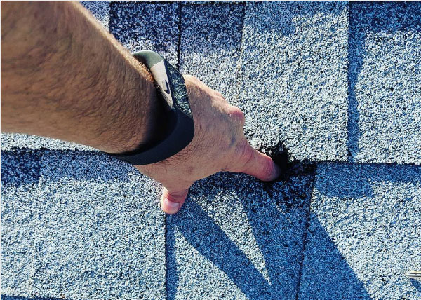Roofers as Detectives