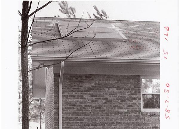 Solar in the 70s