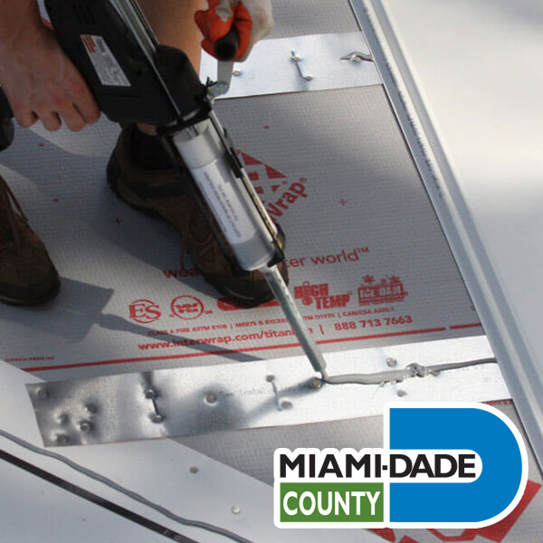 StealthBond Miami-Dade Approved