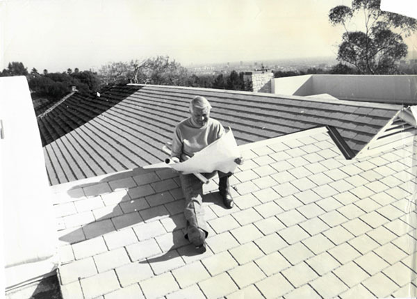 See even Cary Grant wanted to be on a roof!