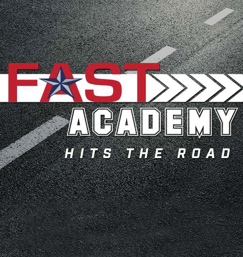 Fast Academy Hits the Road