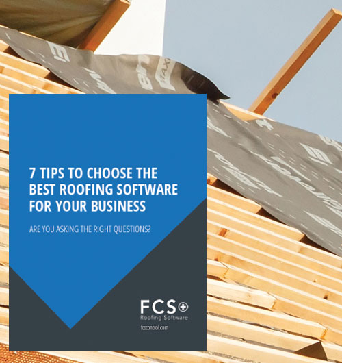 FCS Roofing Software