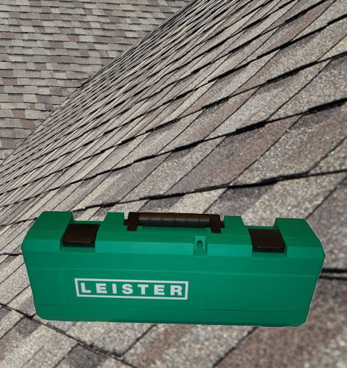 Roofmaster Leister Case