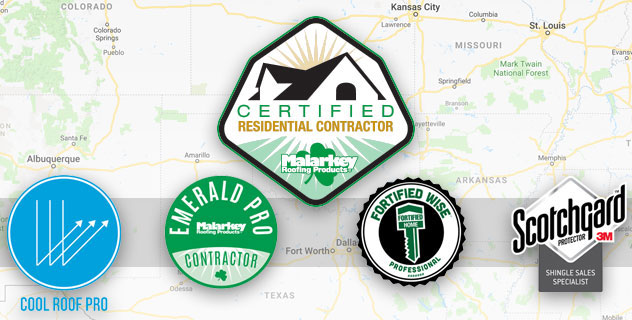 Malarkey Badge Certification