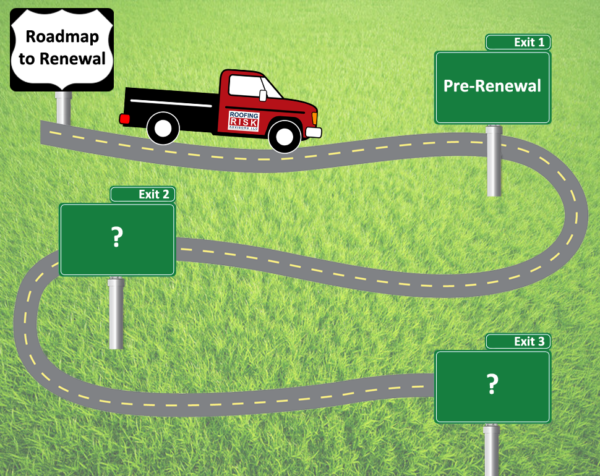 Roadmap to Insurance Renewal – Exit 1