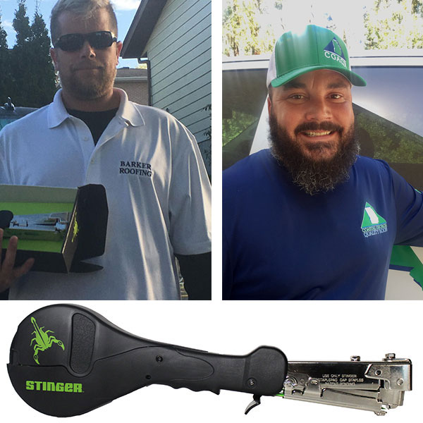 Enter to Win a STINGER CH38-2 Cap Hammer
