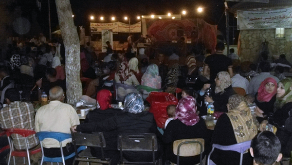 Ramadan Nights in Hebron