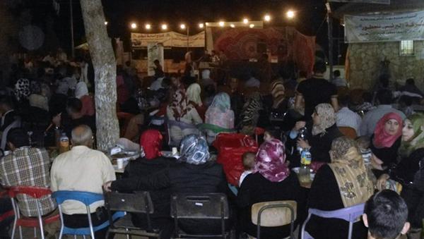Ramadan Nights in Hebron