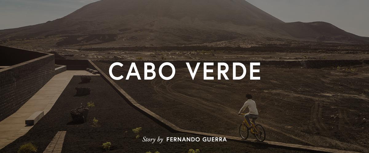 Cabo Verde by Fernando Guerra