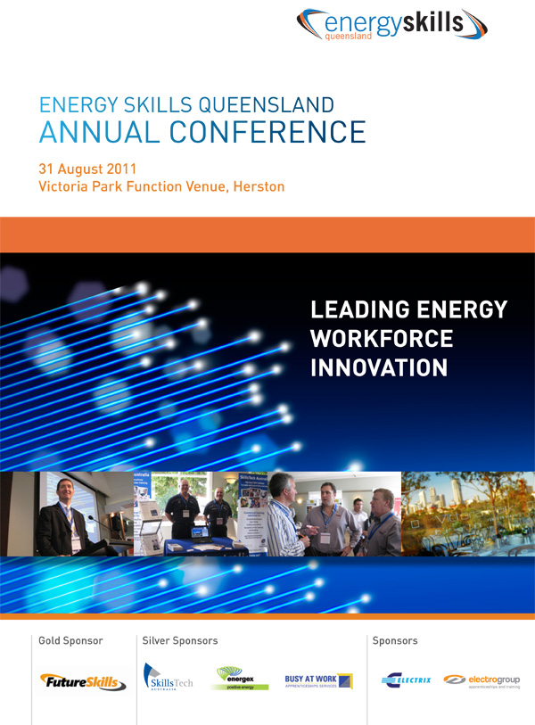 Register Now for the Energy Skills Queensland Conference - 31 August 2011