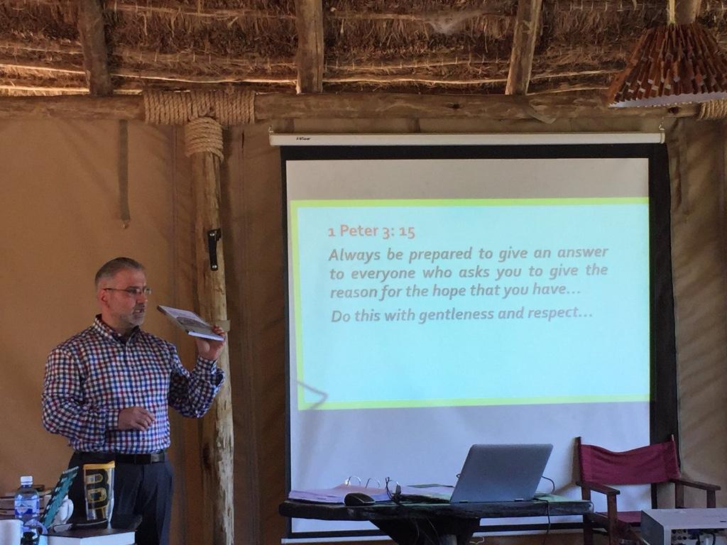 Rev. Dr. Abjar Bahkou Lectures