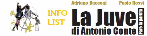 La Juve di Antonio Conte