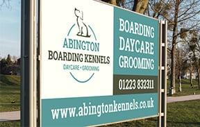 Abington Boarding Kennels