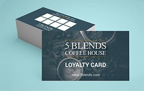 5 Blends Coffee by AristoCaters