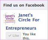 Janet's Circle on Facebook
