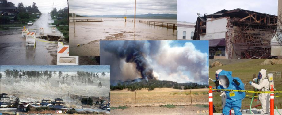 possible disasters we face in SLO County