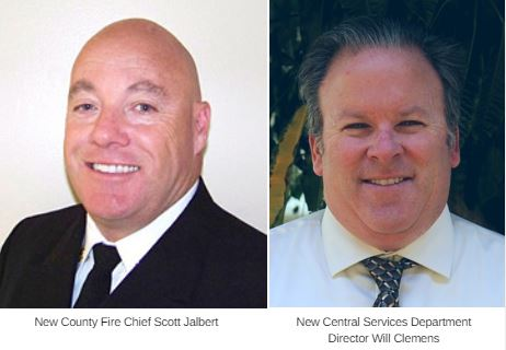 New Director of Central Services