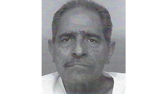 Homicide suspect, Arthur Rudy Martinez.