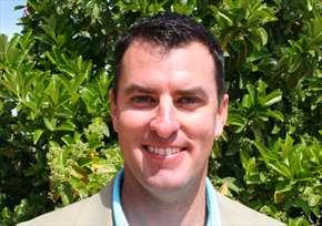 Josh Heptig, County Golf Course Superintendent