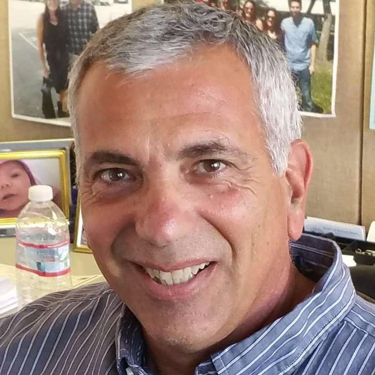 Larry Iaquinto, new Assistant Parks Director