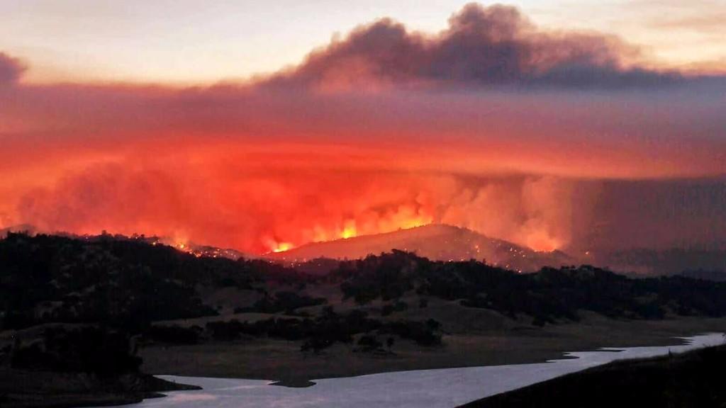 Chimney Fire photo