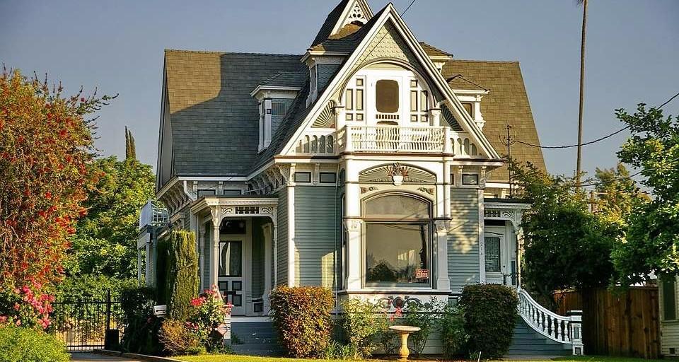Victorian vacation rental