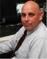 Emergency Medical Services (EMS) Division Manager Vince Pierucci