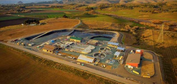 los osos water recycling facility