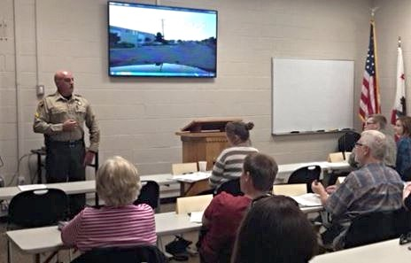 Sheriff's Citizen Academy