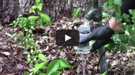 Protect your private wells