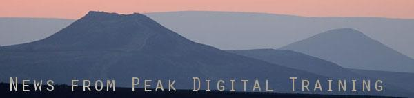 News from Peak Digital Training