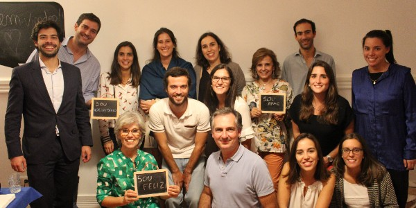 APAC de Portugal realiza curso para voluntários